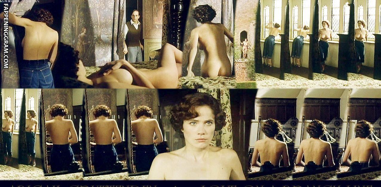 Nude abigail Abigail Mac