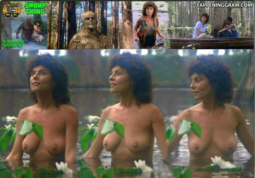Adrienne barbeau nude pictures booty