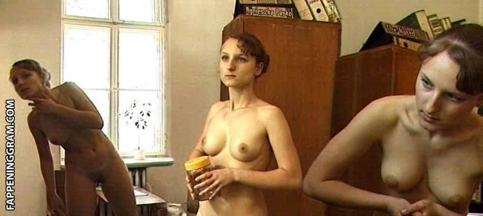 Scilla Gabel  nackt