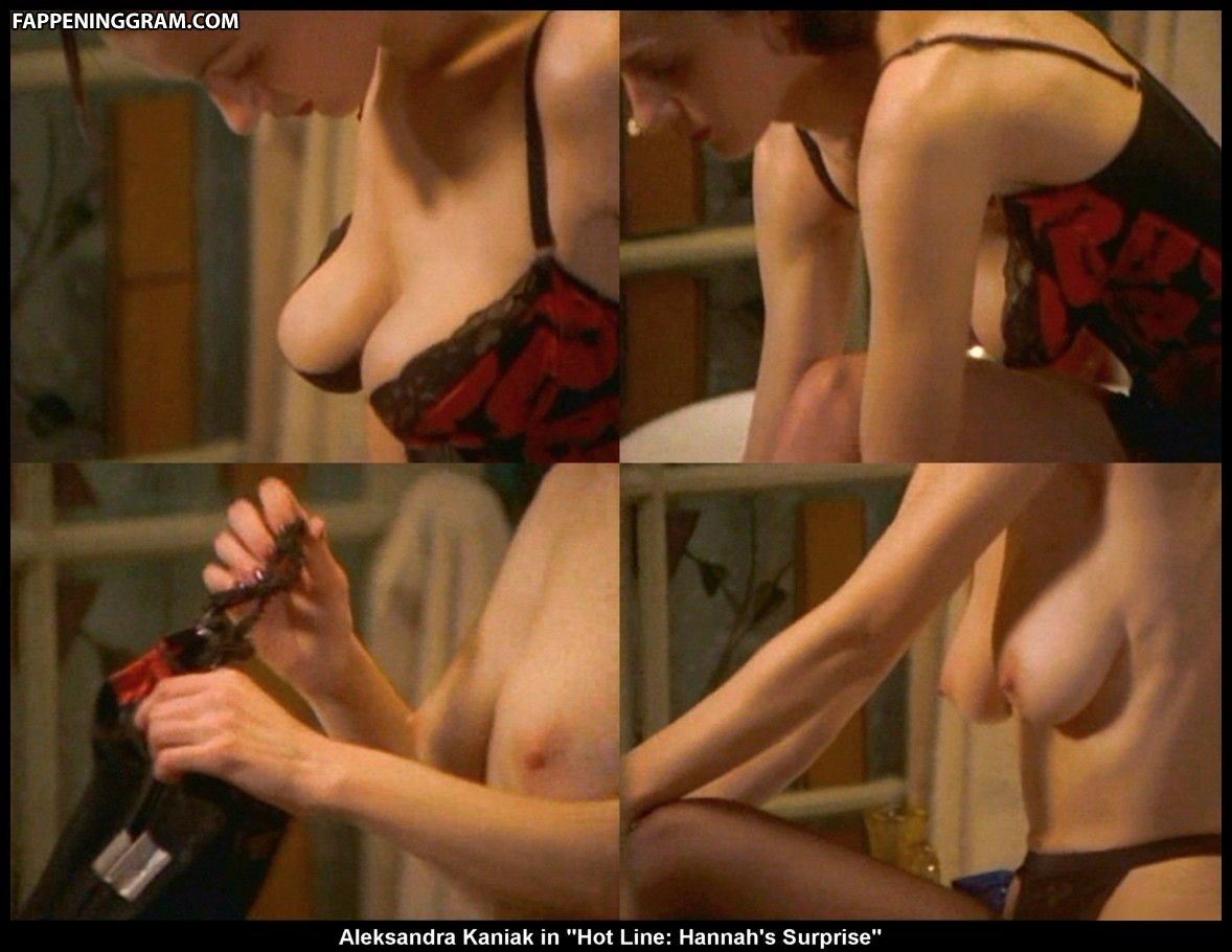 Jacqueline Arenal  nackt