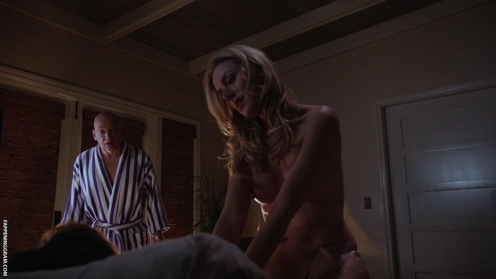 Allison Scagliotti Nude Scene