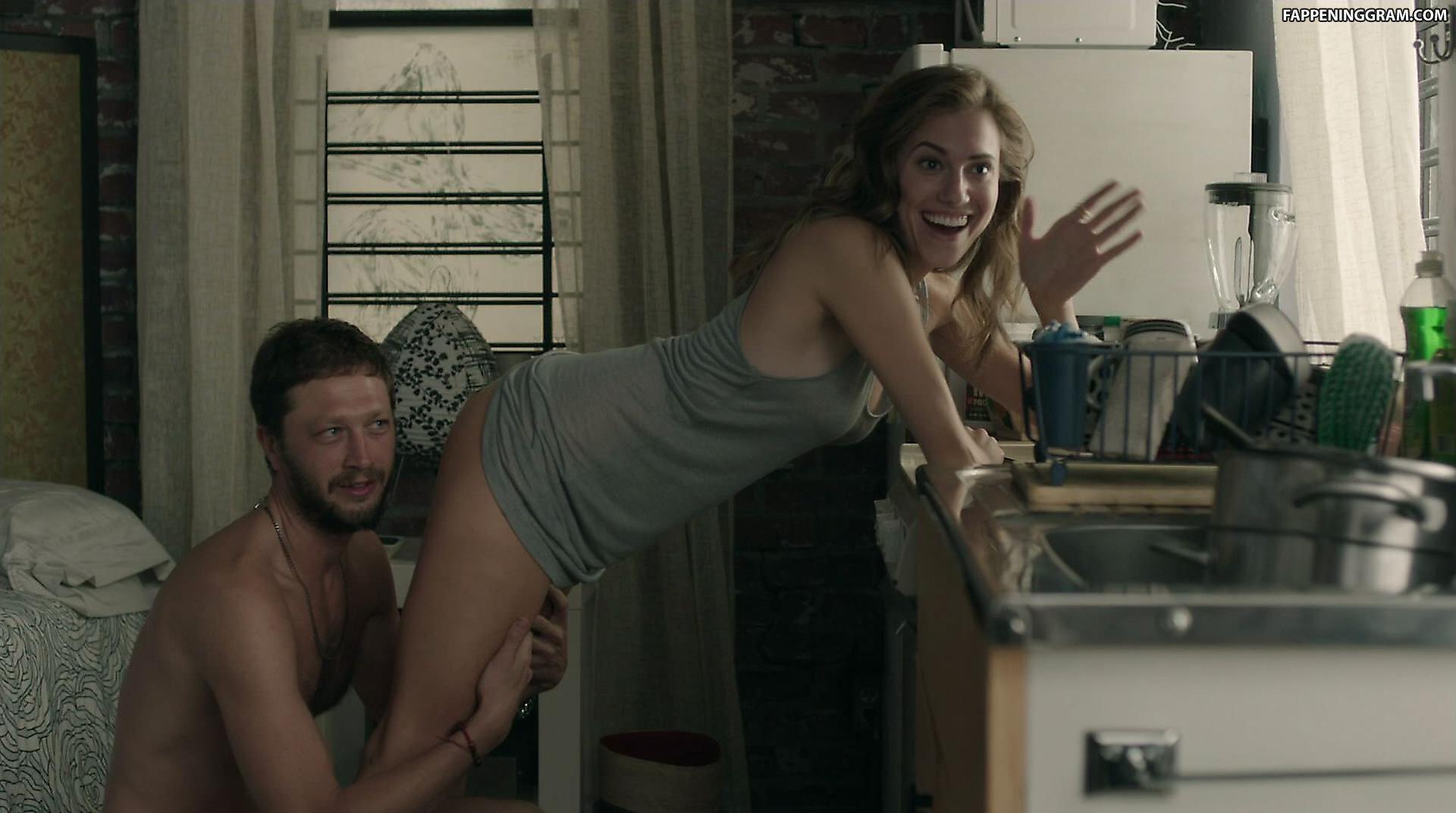 Nude Celeb Sex Scene