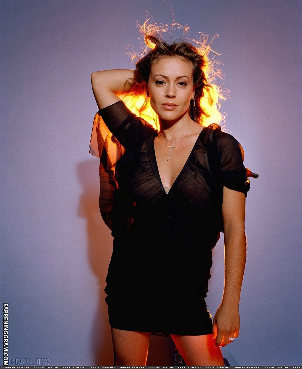 Alyssa Milano Nude The Fappening - Page 12 - FappeningGram