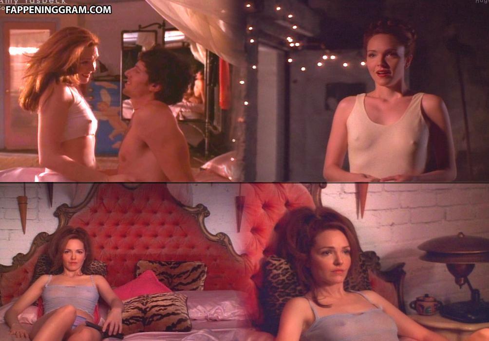 Yasbeck nude amy Amy Adams