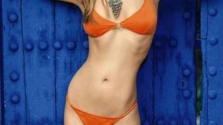 Nude andrea kaiser Christina Khalil