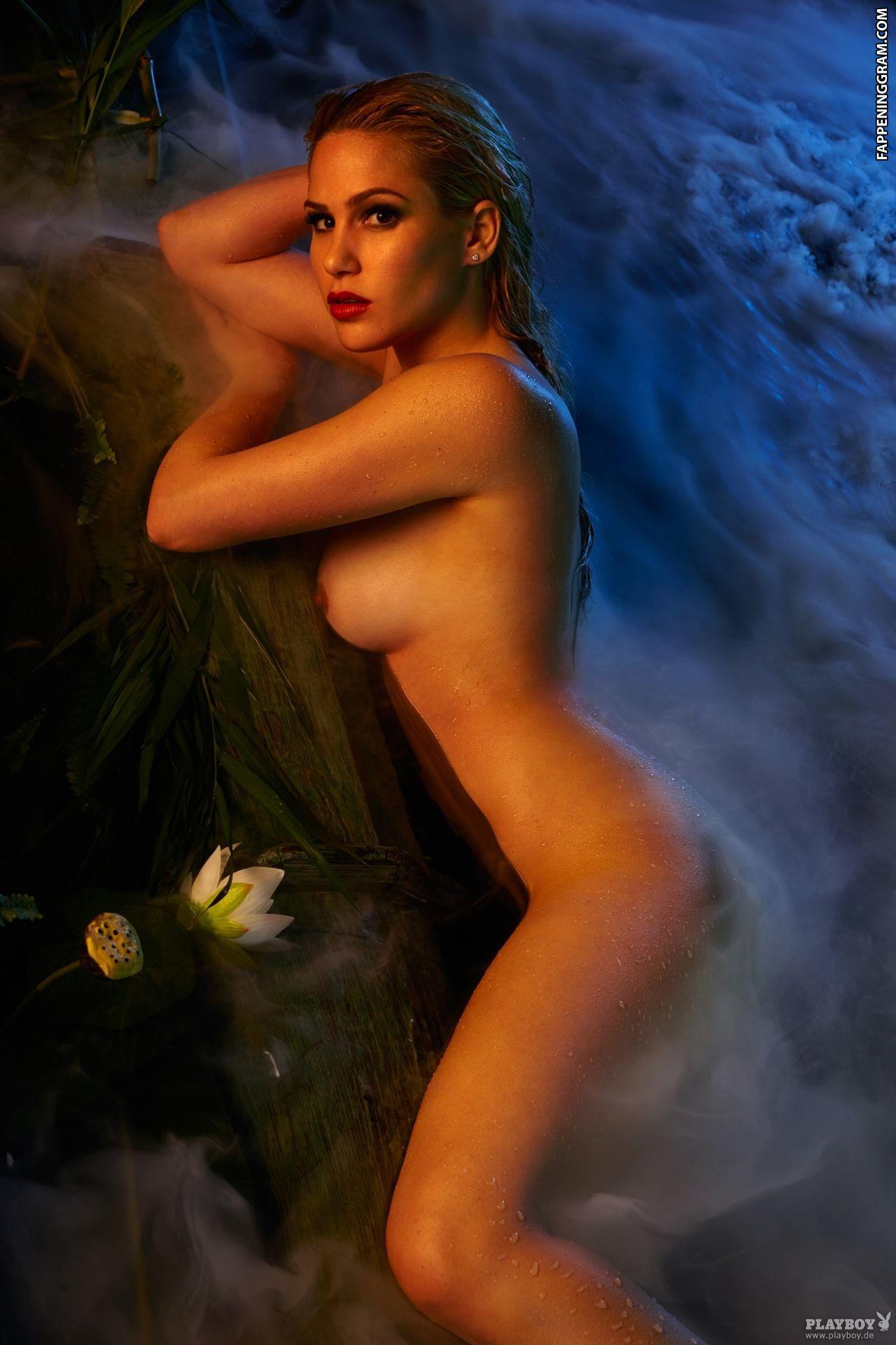 Angelina heger naked