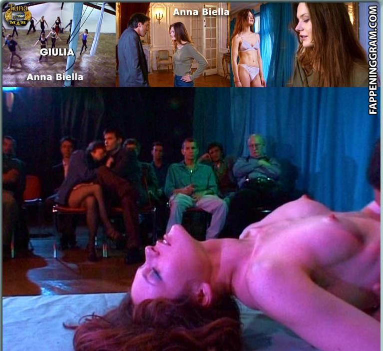 Nude anna bielska Actresses with