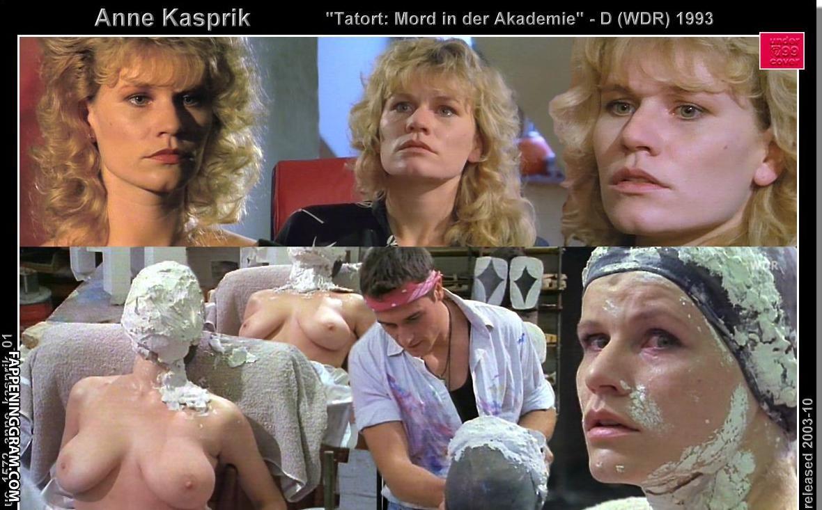 Anne Kasprik  nackt