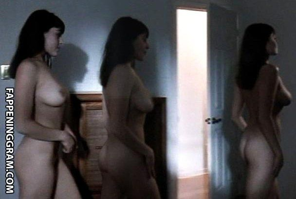 Annie Dufresne Nude