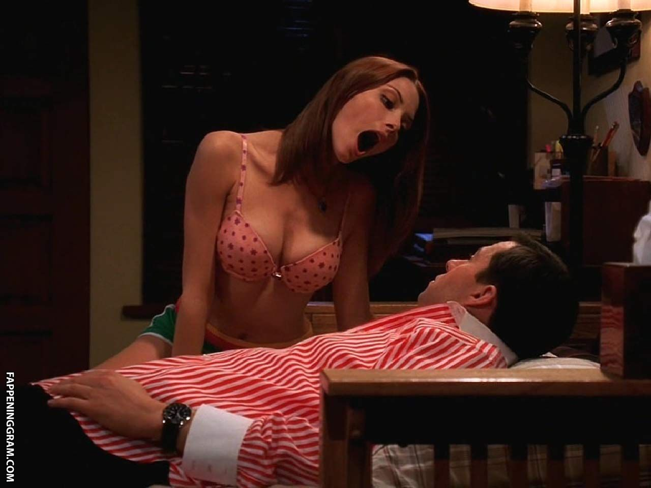 April bowlby, two and a half men kandi celebrity nude and sexy photos