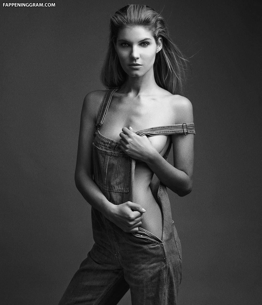 Haas nackt Ashley  41 Sexiest