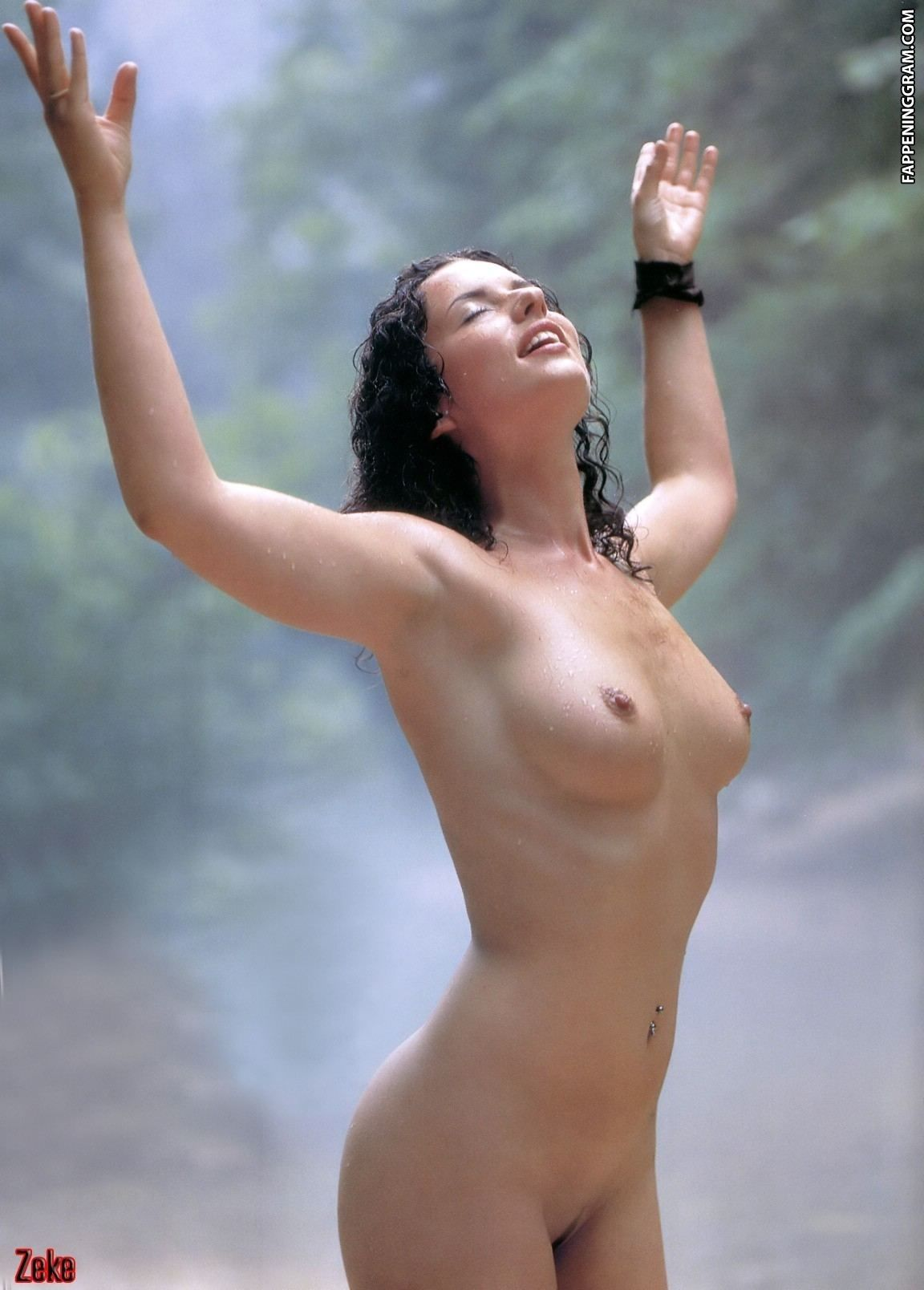 Ingrid Rabel  nackt