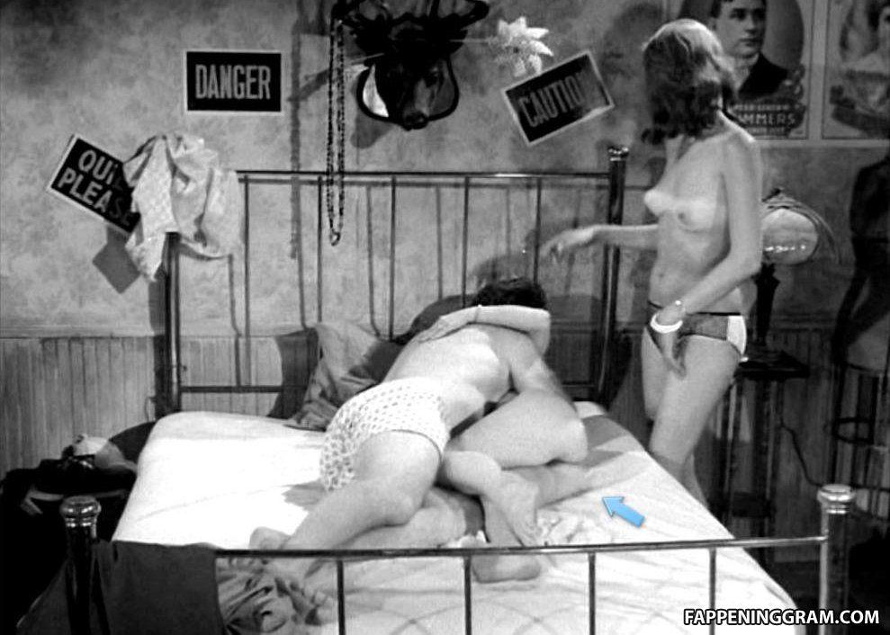 Barbara Walker Nude