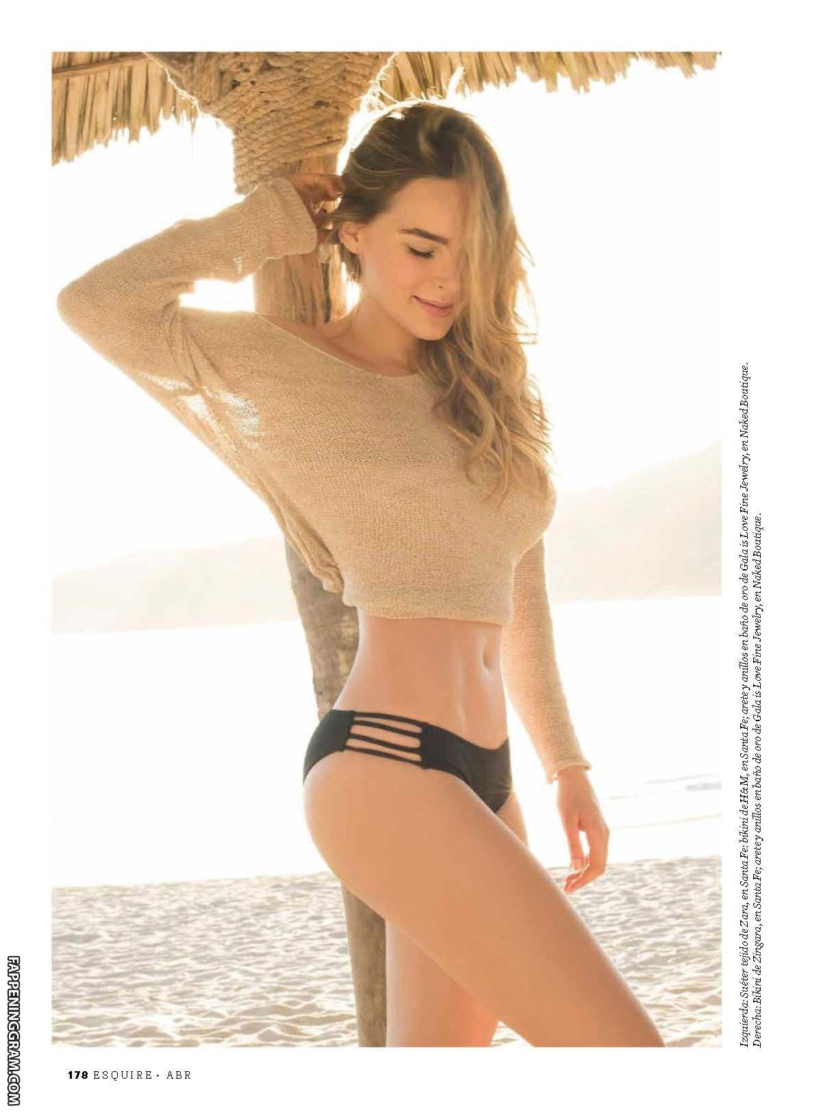 Paola Ambrosini  nackt