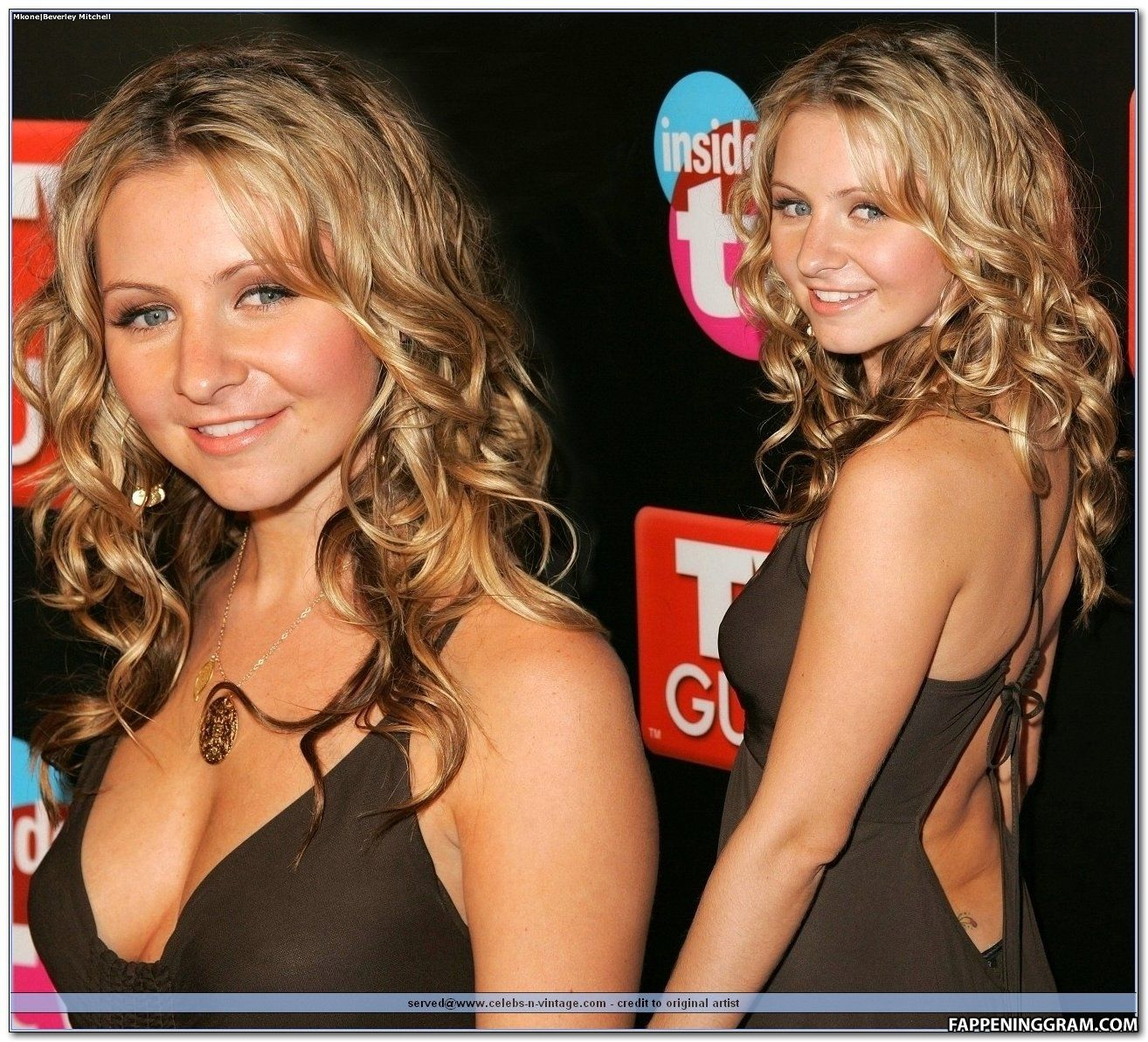 Beverley Mitchell Nude The Fappening - FappeningGram