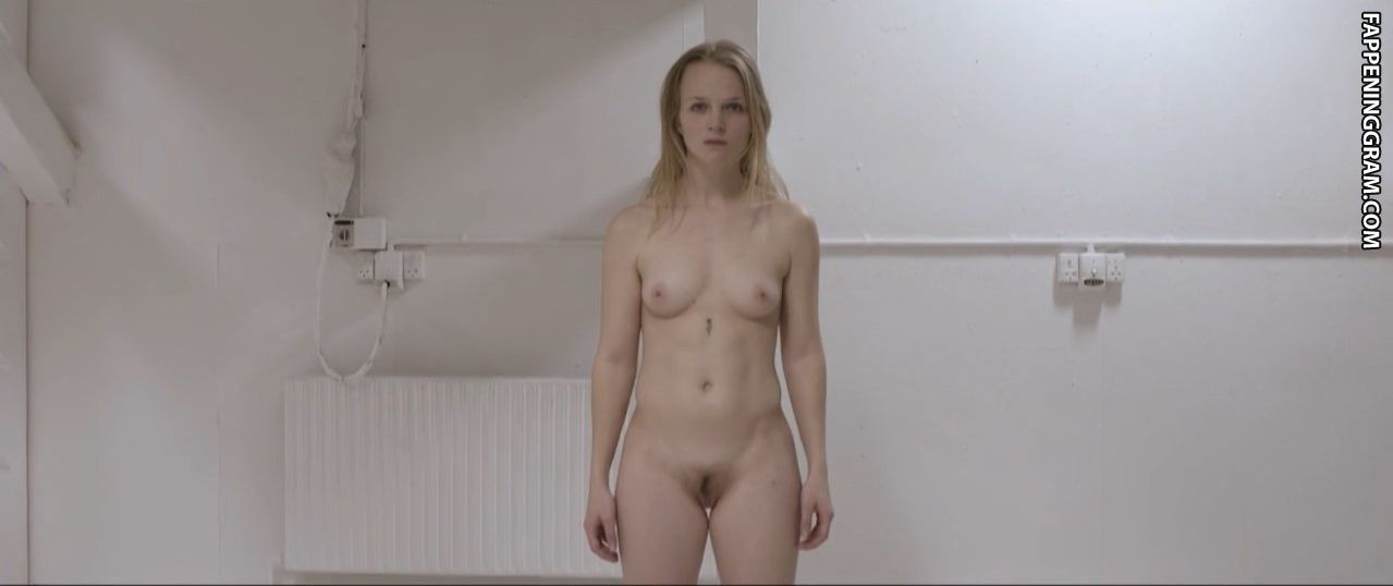Angie Barea  nackt