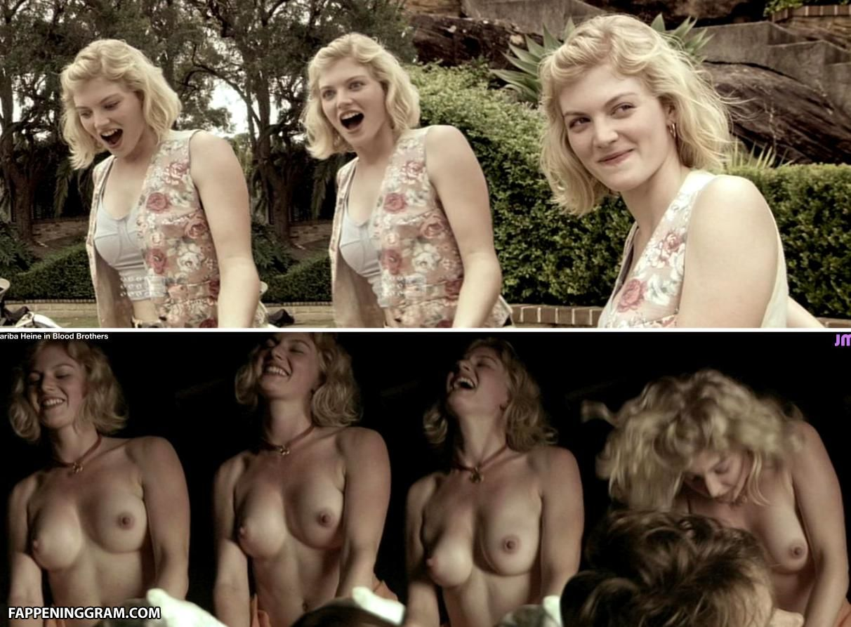 Cariba heine with blue water high company