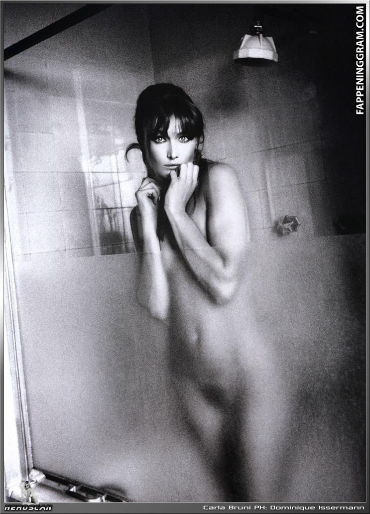 Carla bruni naked