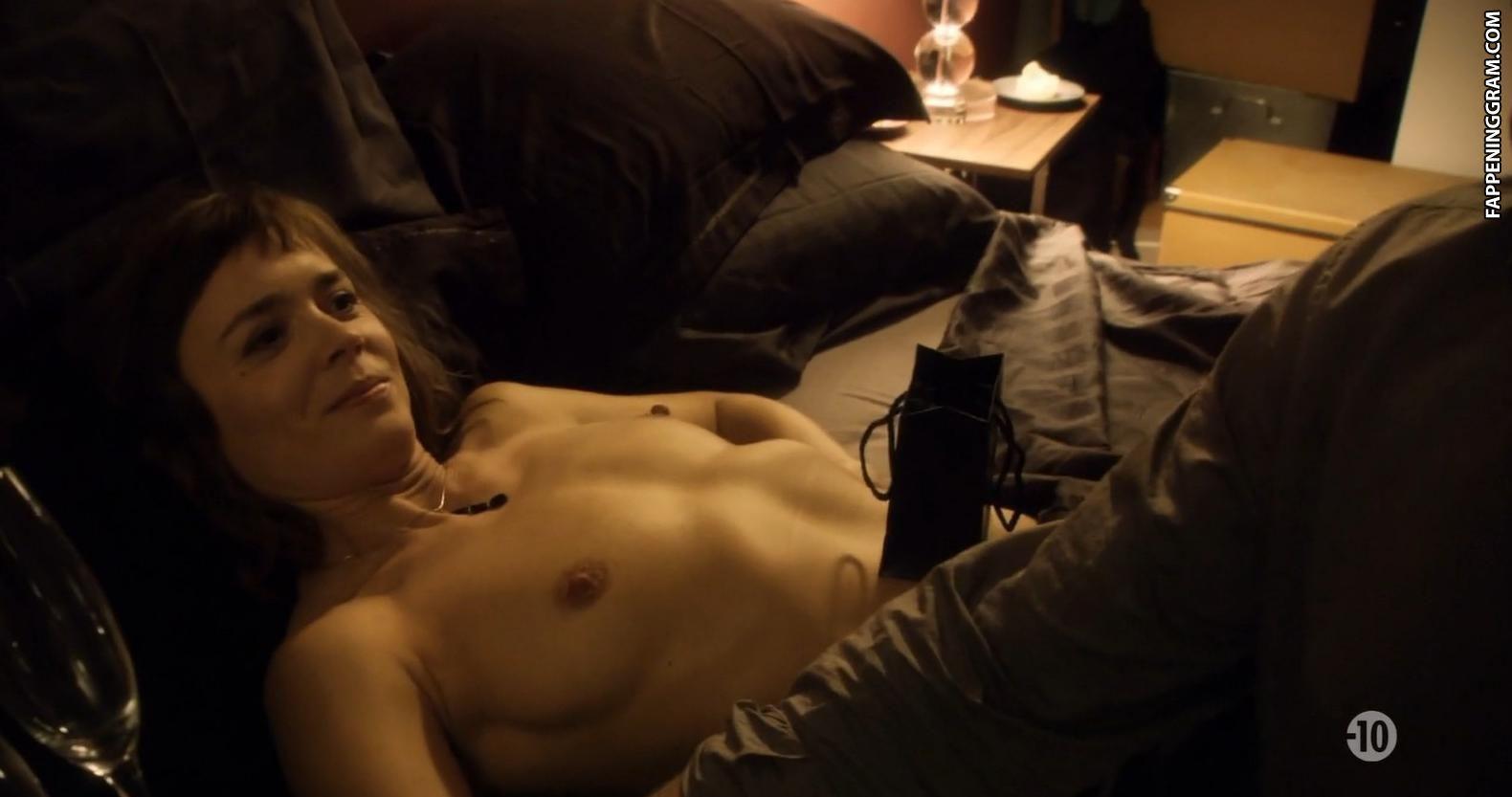 Caroline Proust Nude