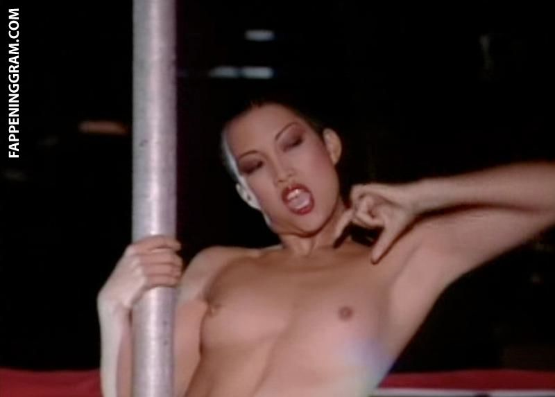 Carrie ann inaba nudes