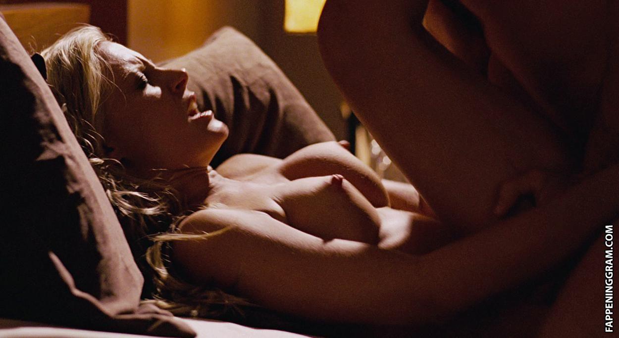 Has carrie preston ever been nude