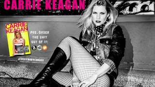 Carrie Keagan Nude Leaks