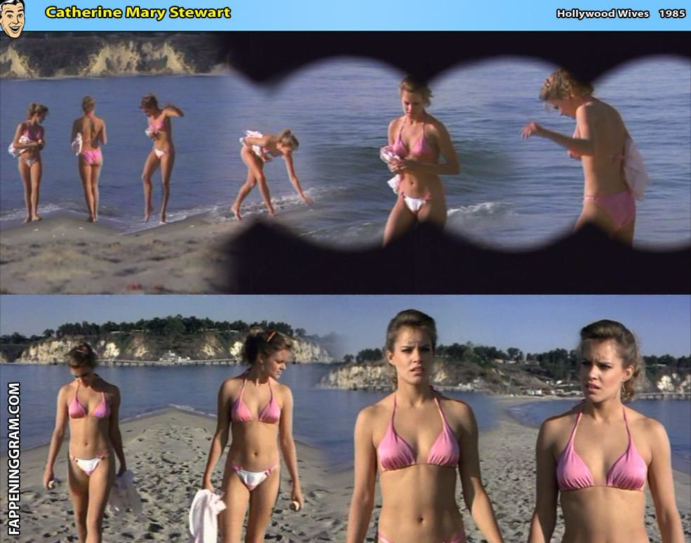 Naked Catherine Mary Stewart In Psychic Ancensored