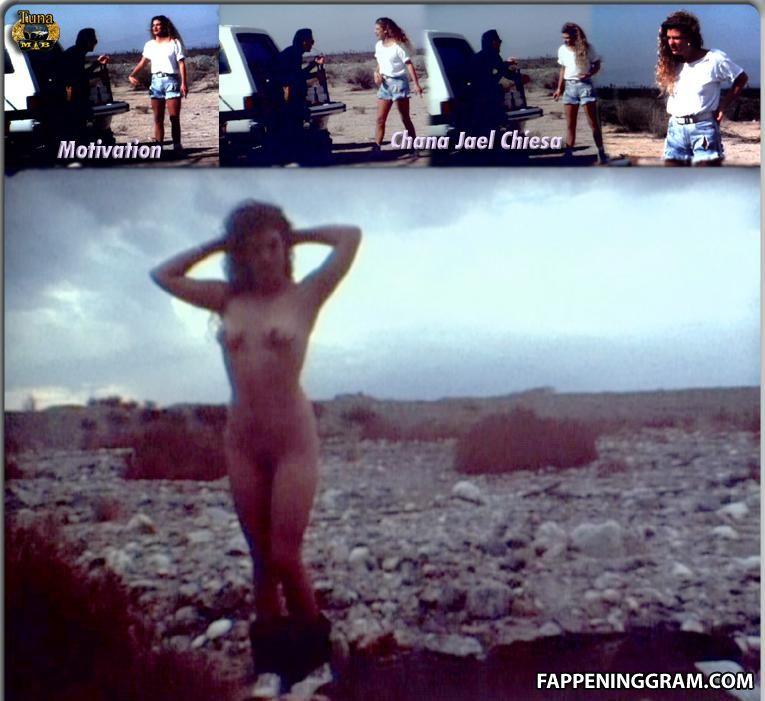 Miriam Zucker  nackt