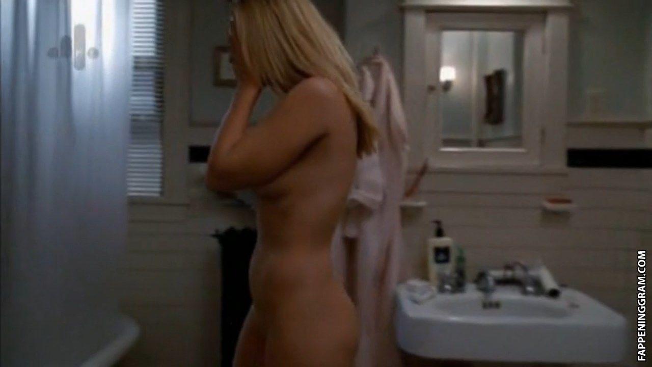 Shelly Cochrane Posing Nude The Nip Slip