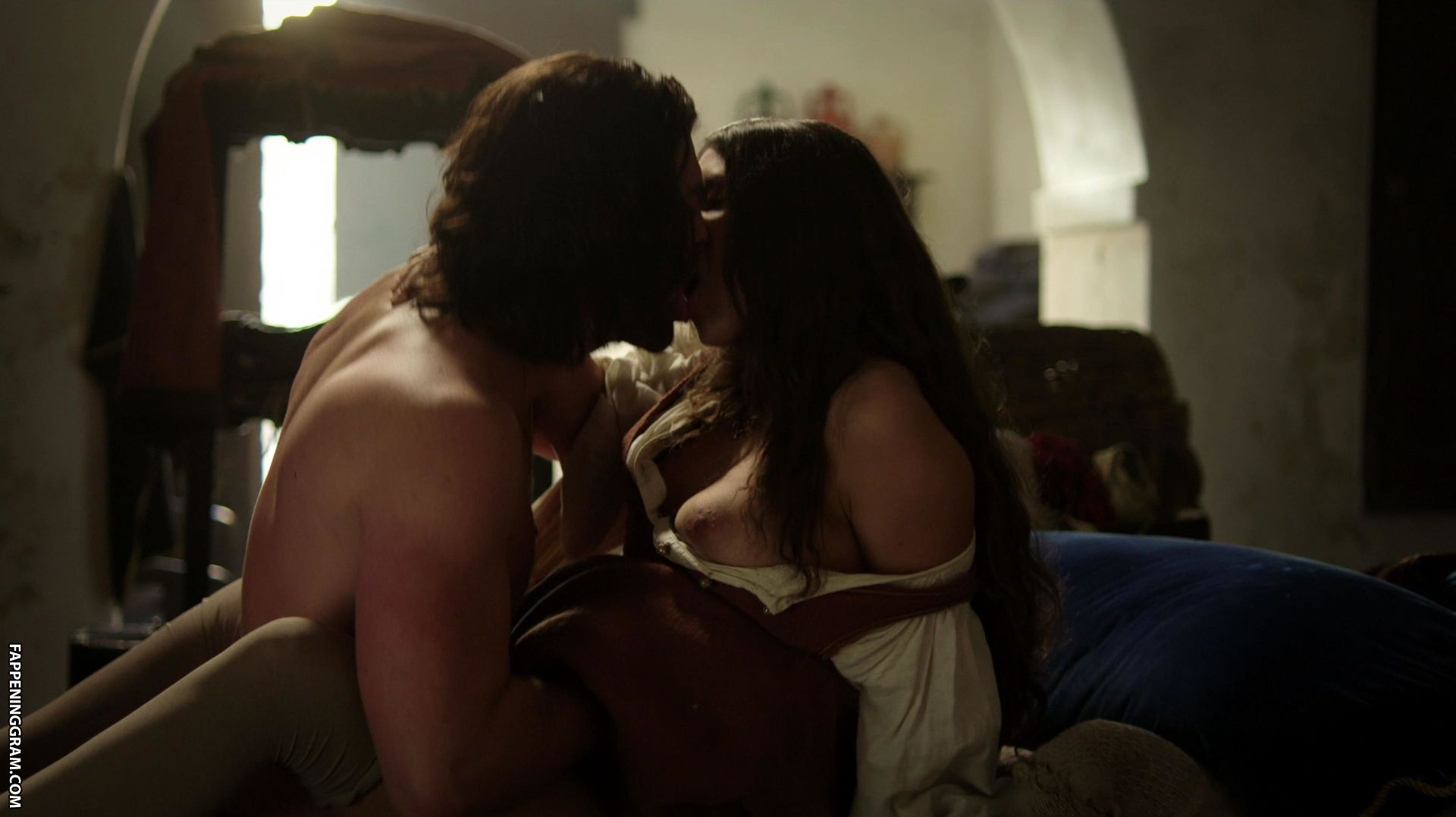Maria nude anna sturm Nudity in