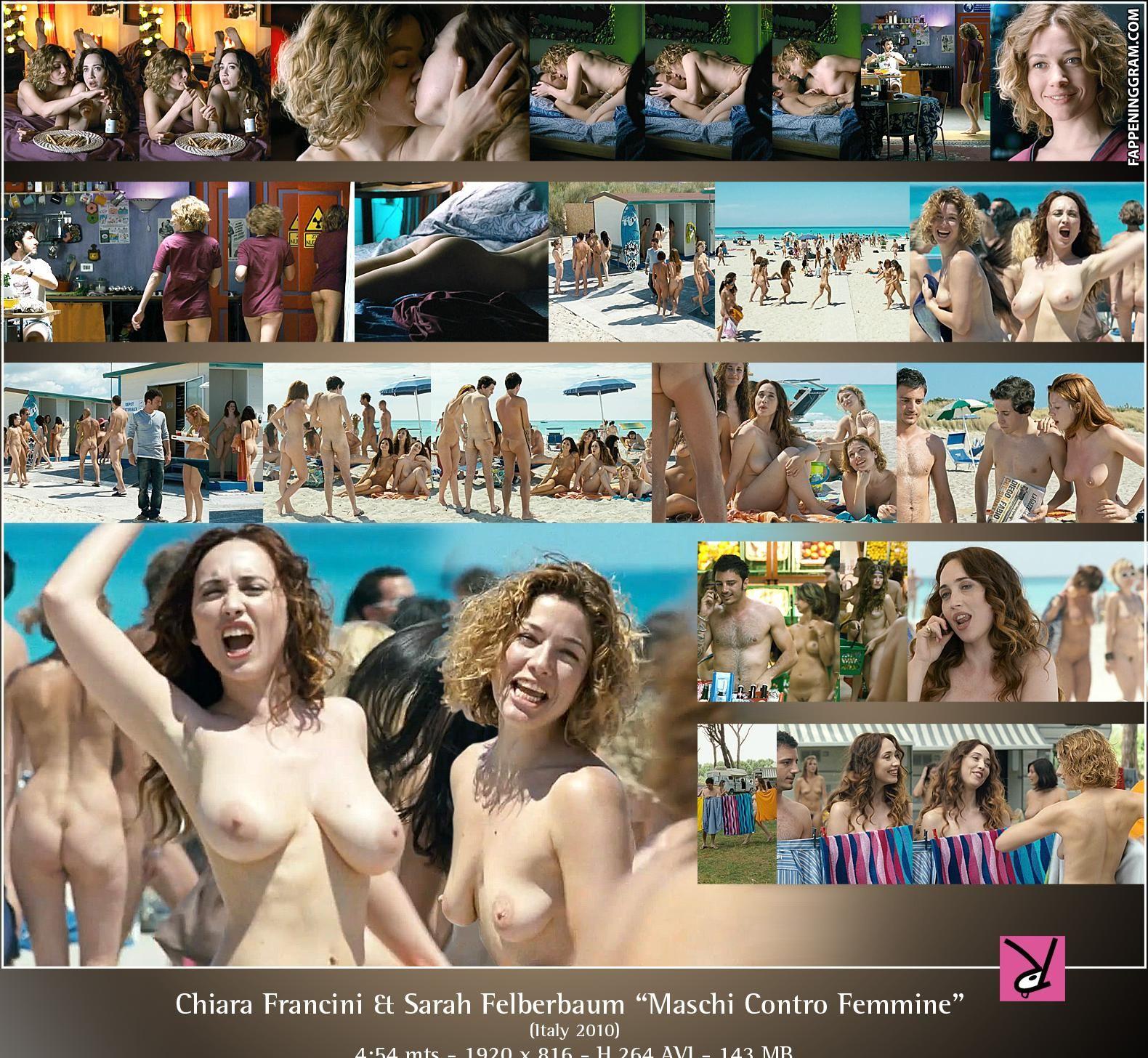 Chartrand  nackt Cindel Misbehavior (2008)