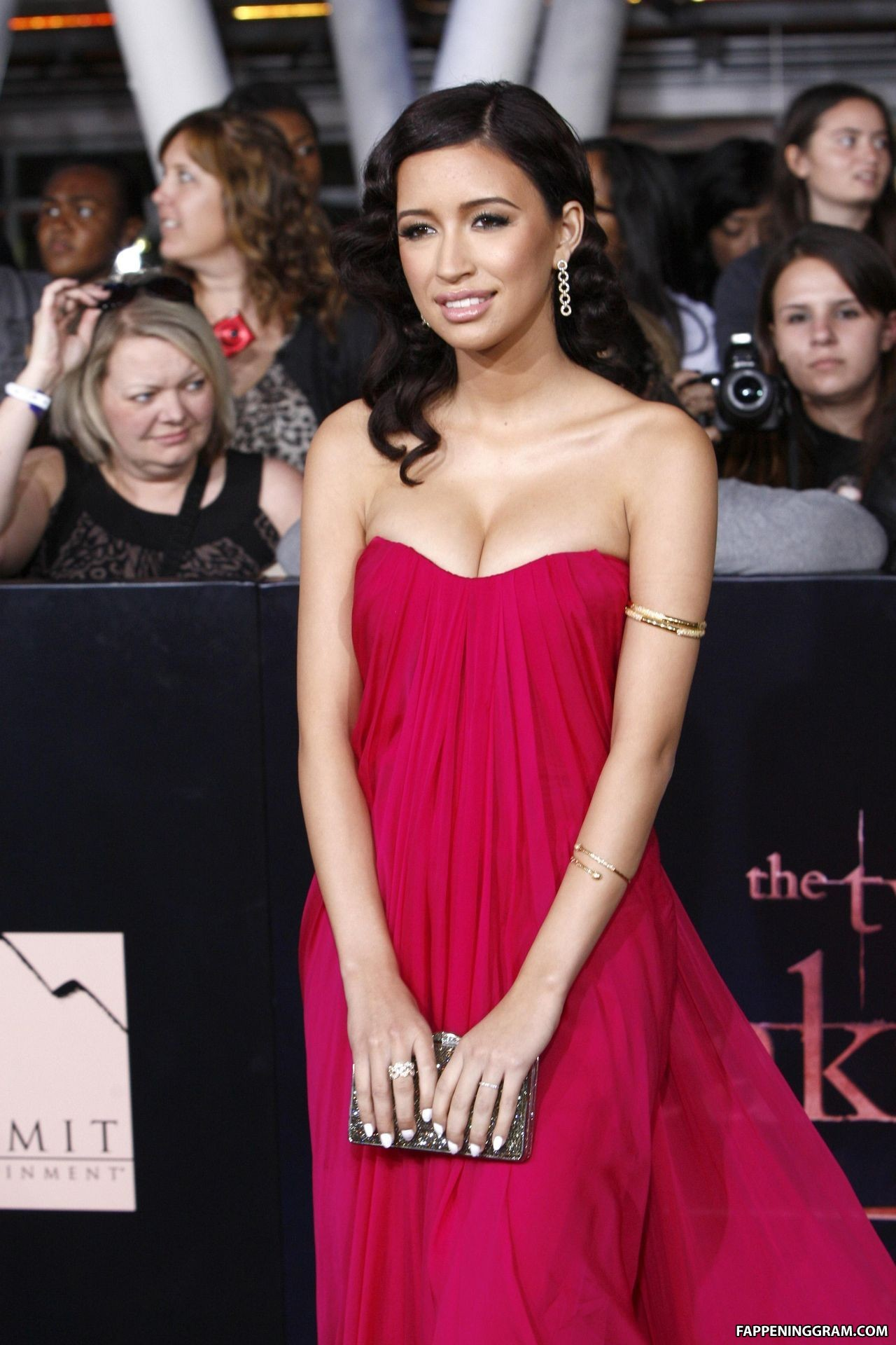 Nude Celebrity Christian Serratos Pictures and Videos