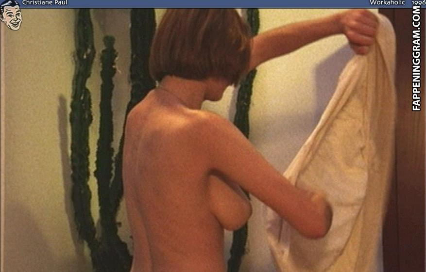 Christiane paul nude
