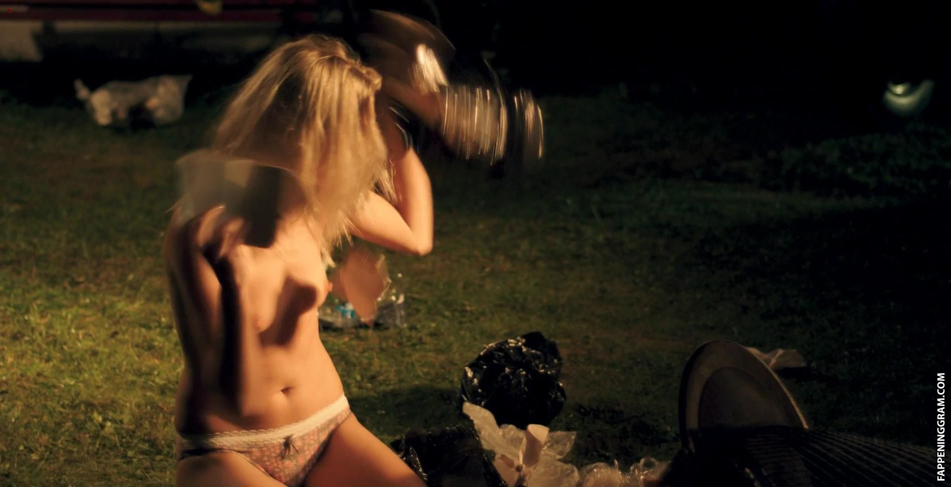 Nackt  Christiane Schaumburg 11 ting,