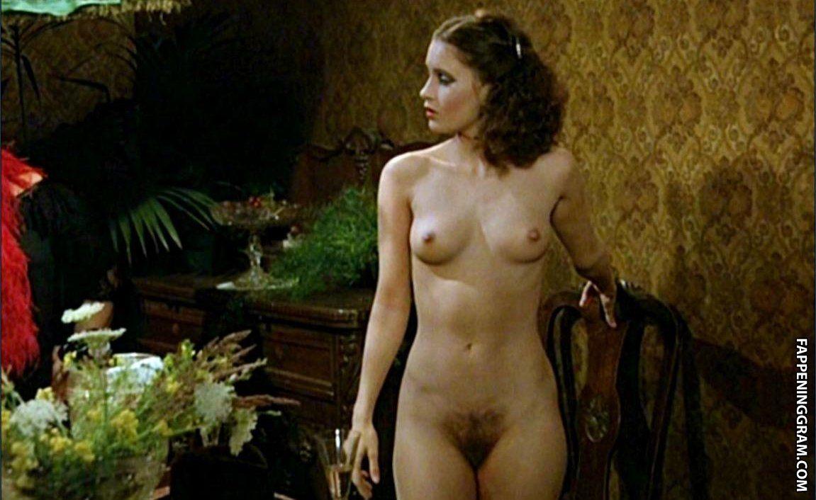 Severn Thompson  nackt
