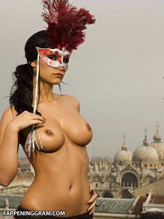 nackt Apolenárová Klára Naked Klara