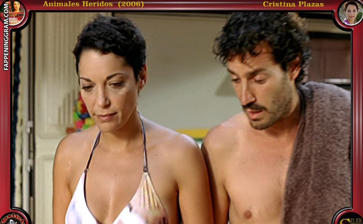 Cristina Plazas Nude