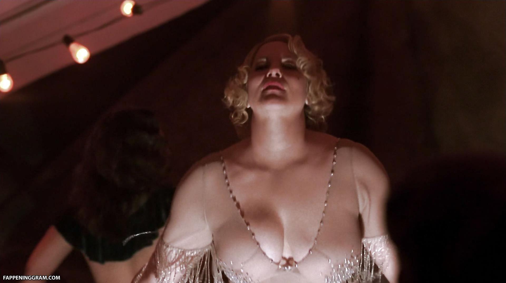 Prinzessin Caroline von Monaco  nackt