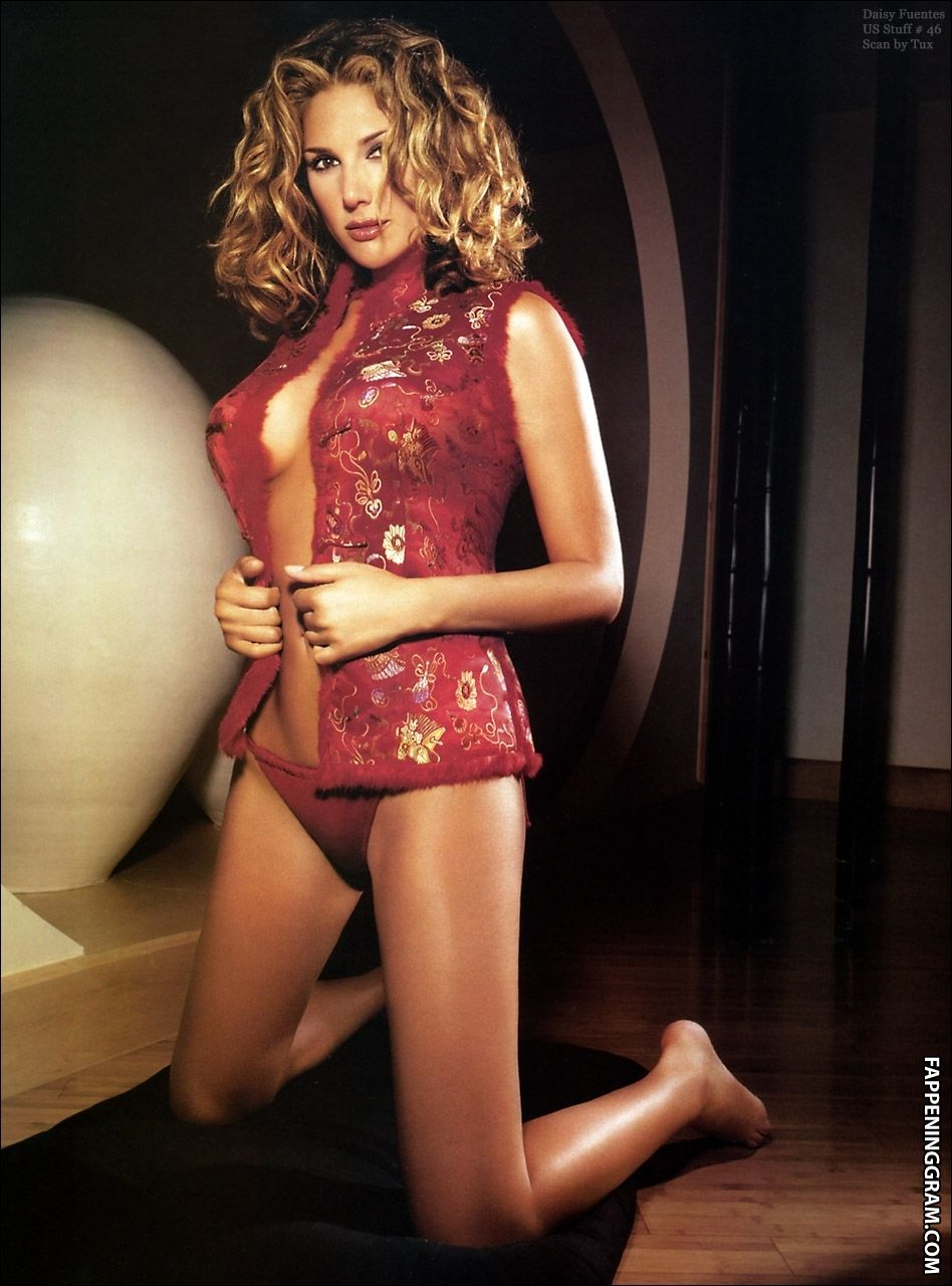Naked Daisy Fuentes Nude Picture Photos