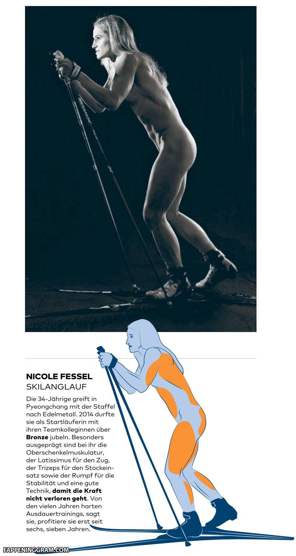 Mimi Fisher  nackt