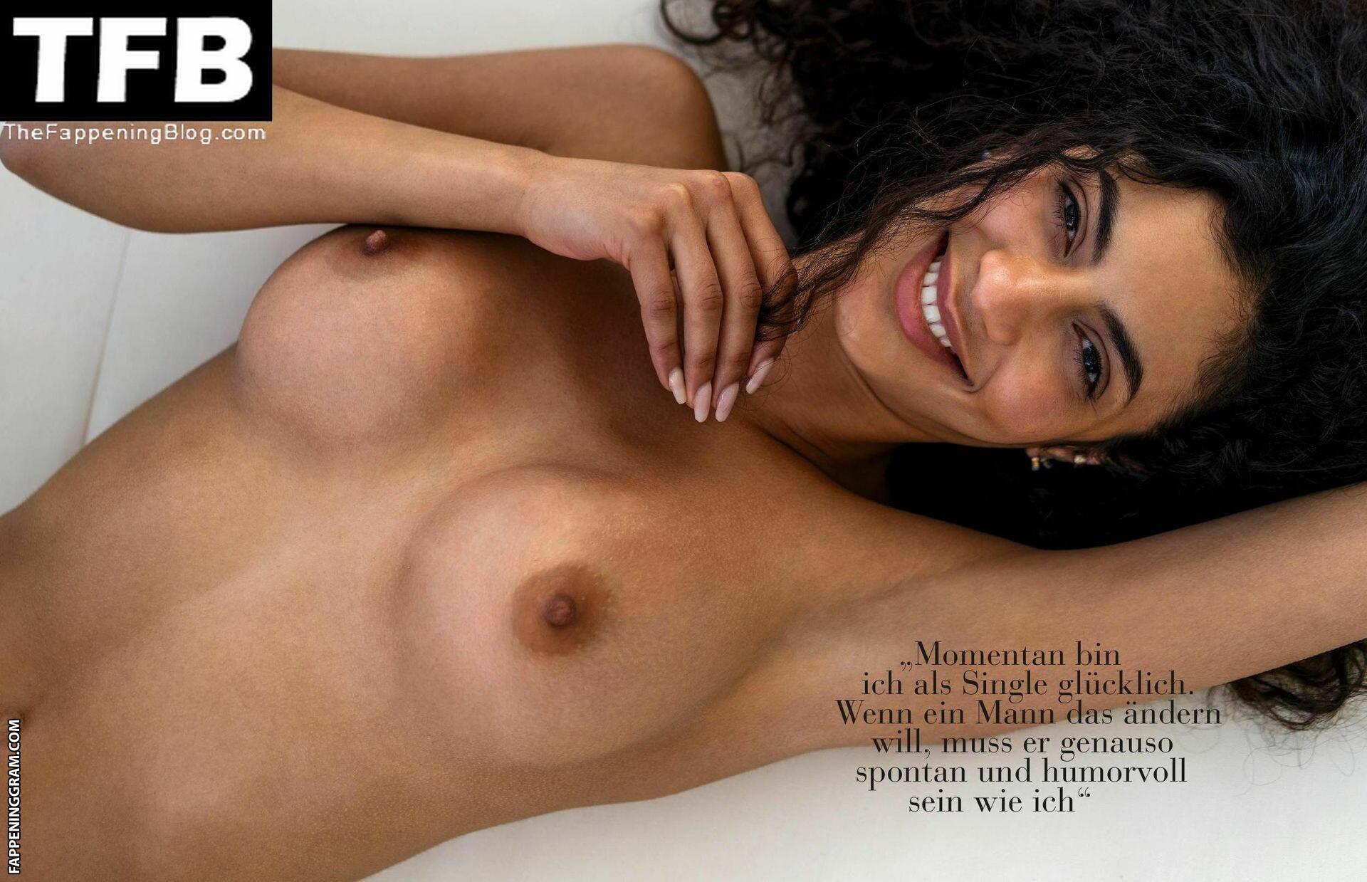 Dalila Jabri Nude