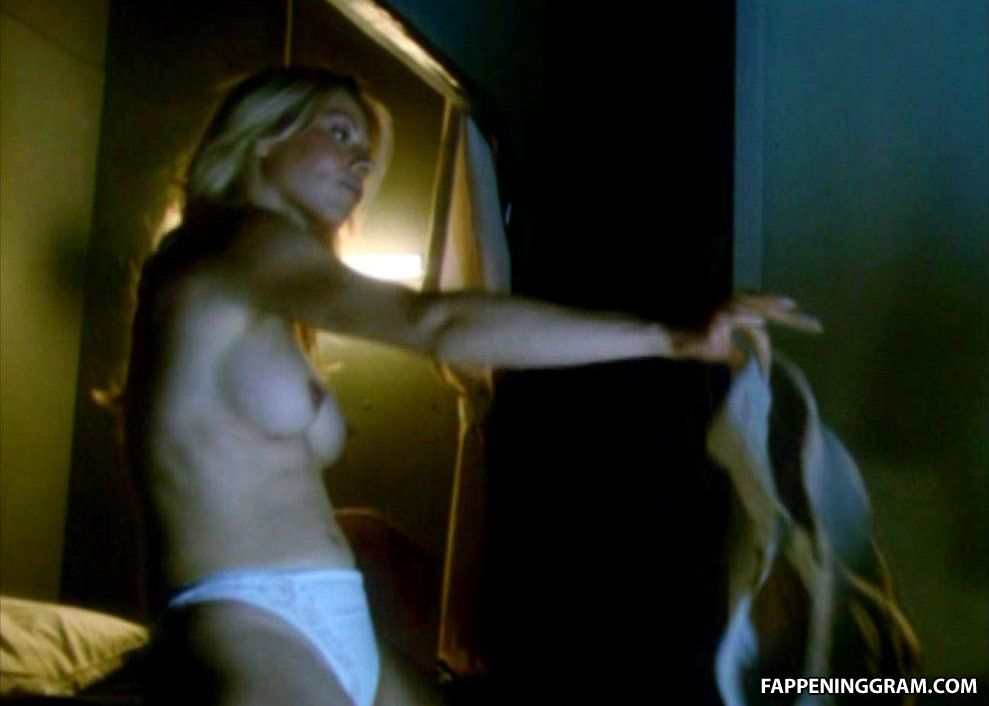Nackt  Kate Burton Cobie Smulders