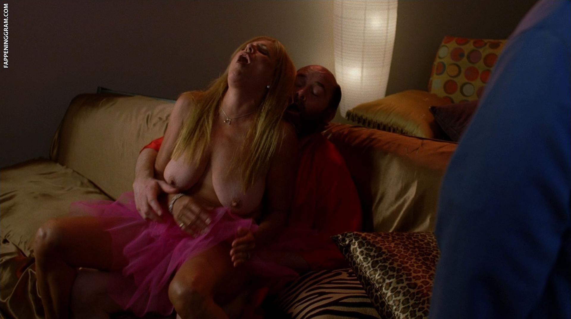 Dee Dee Rescher Nude