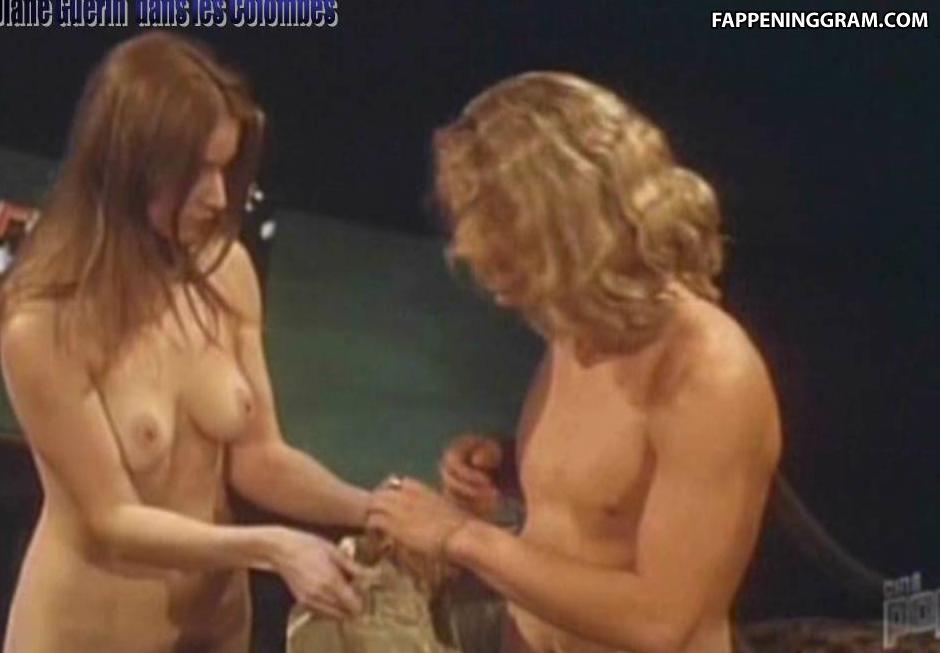 Diane Guerin  nackt