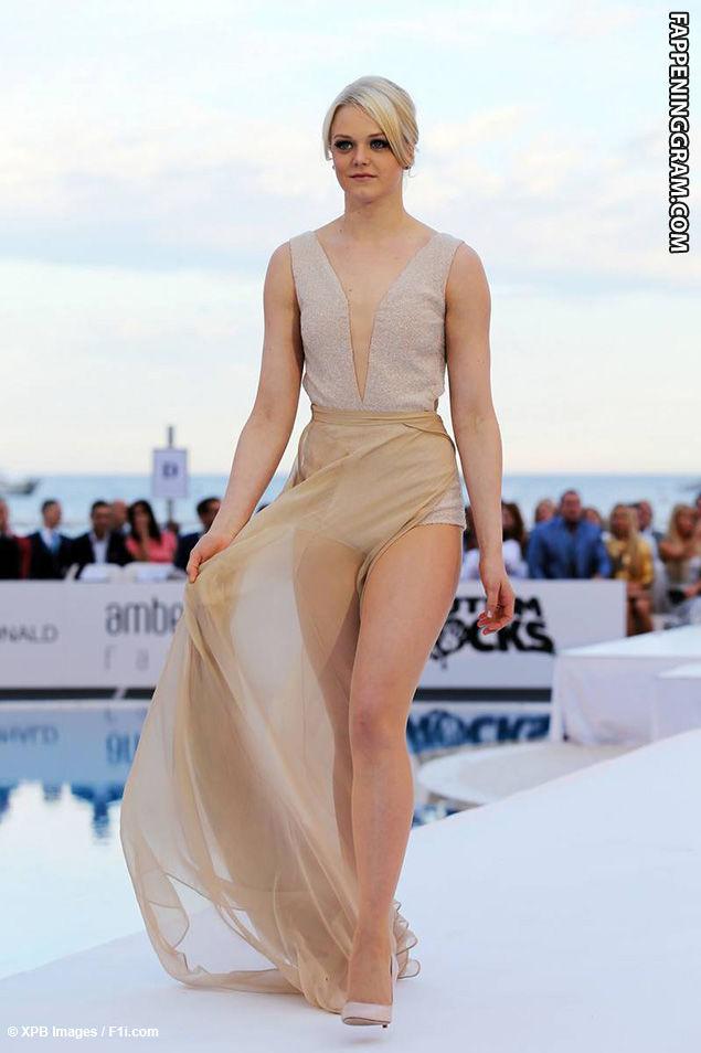 Carolina Molinari  nackt