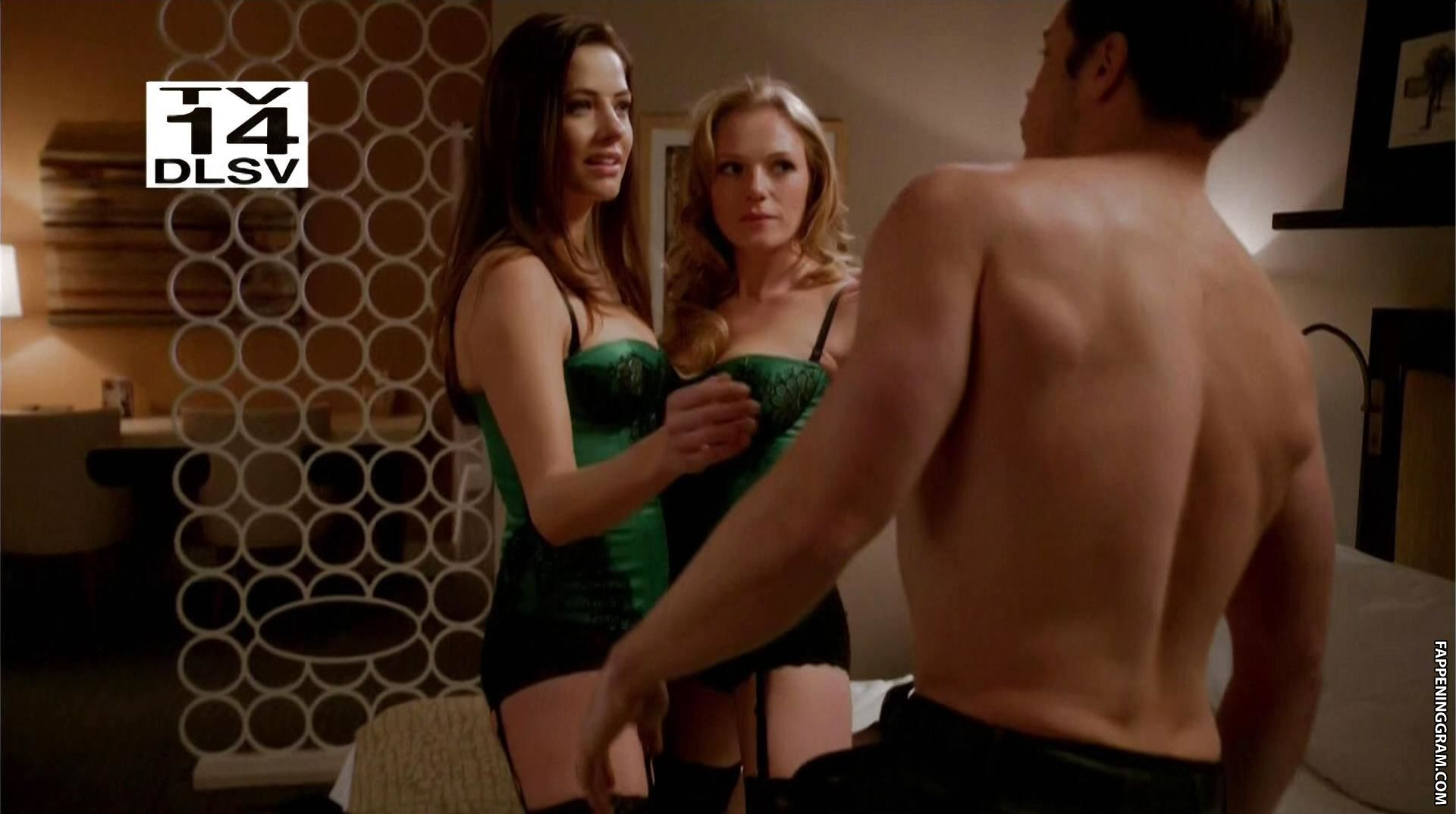 Julie Gonzalo Nude Fakes Displaying Big Boobs And Pussy