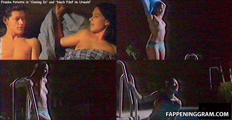 Naked franka potente Franka Potente