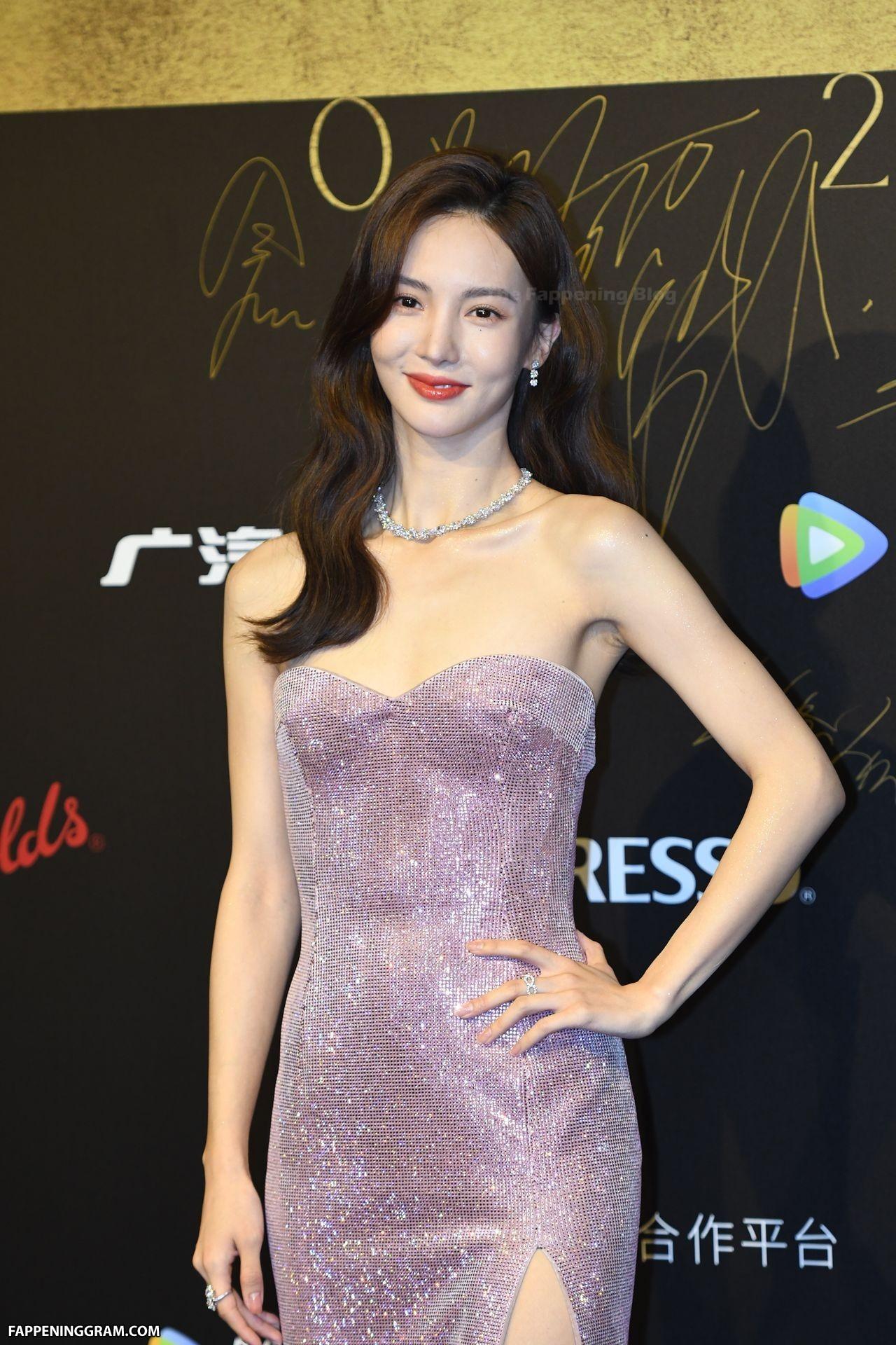 Gina Jin Nude