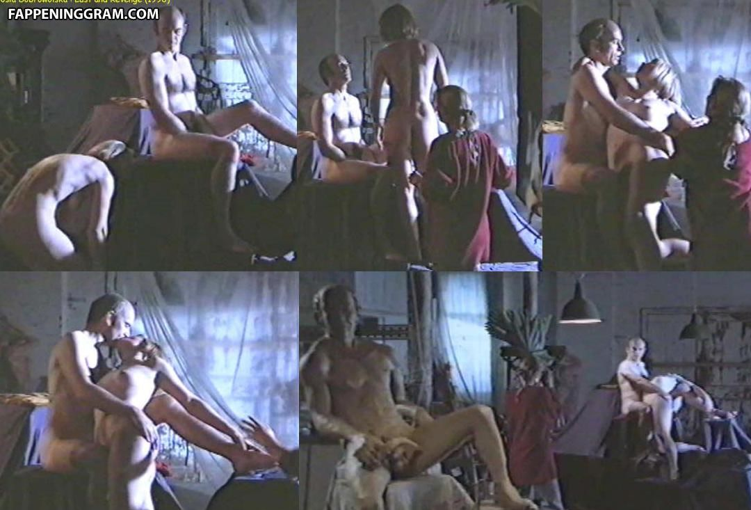 Gosia Dobrowolska Nude