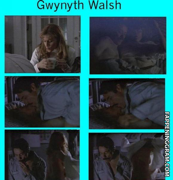 Walsh nackt Gwynyth  Gwynyth Walsh: